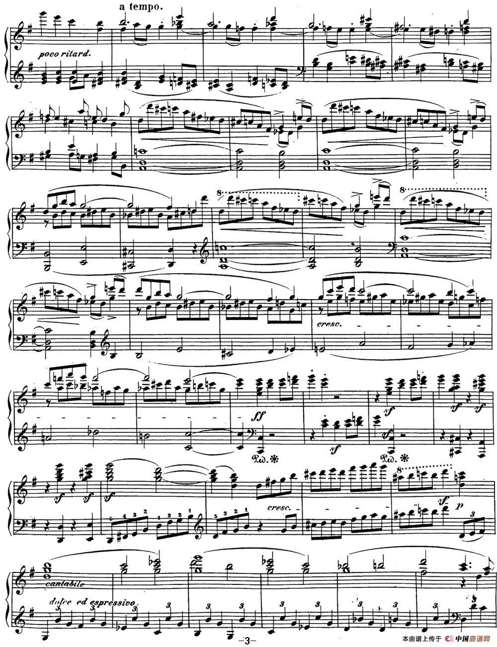 贝多芬钢琴奏鸣曲29 钢琴(锥子键琴)降B大调 Op.106 B-flat major(1)_原文件名:29 钢琴(锥子键琴)降B大调 Op106 B-flat major_页面_05.jpg