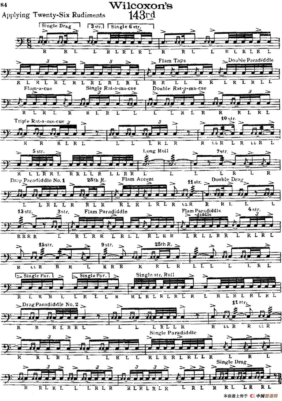41 145 爵士鼓谱
