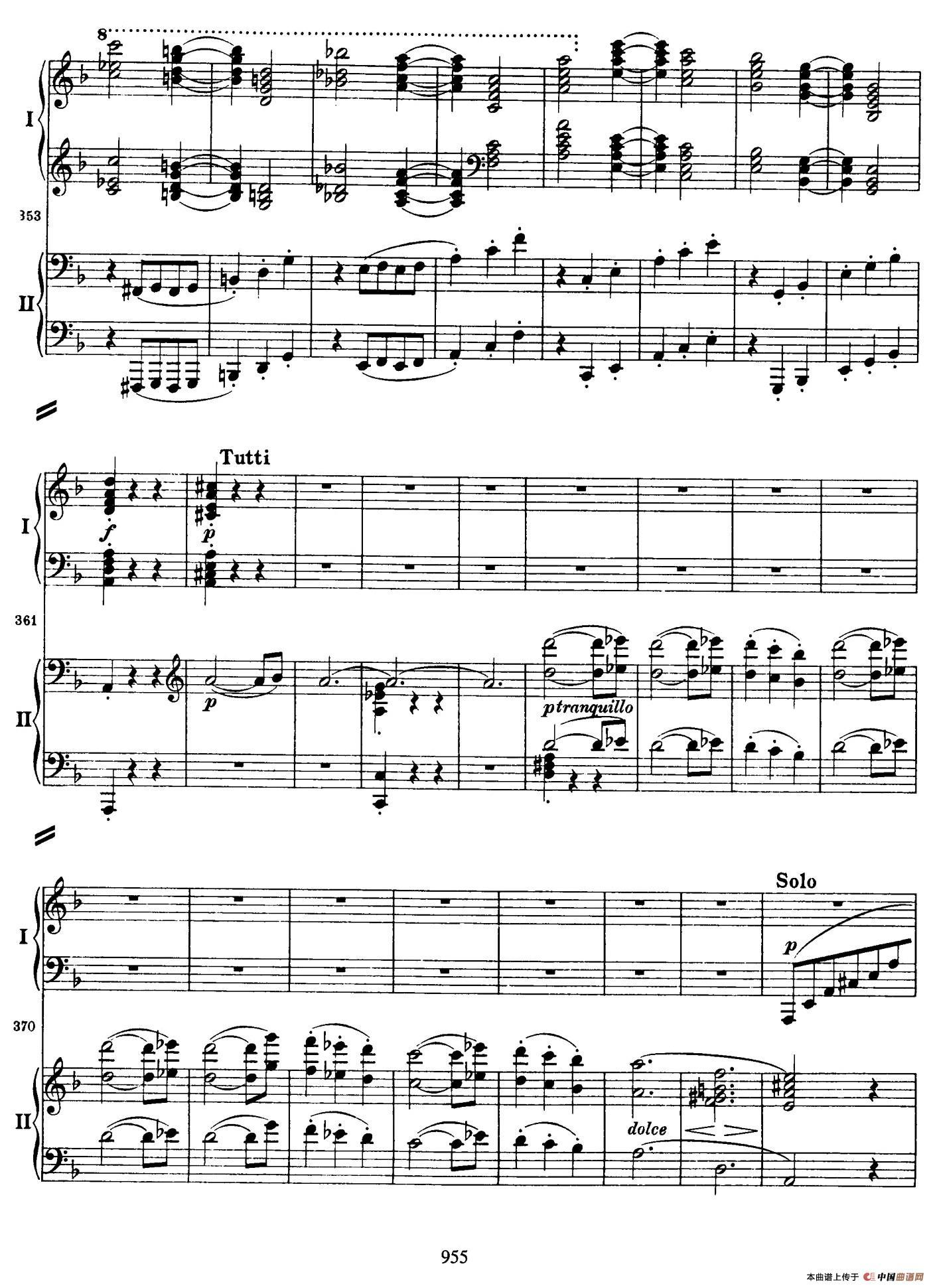 降B大调第二钢琴协奏曲(P51――60)(1)_原文件名:057.jpg