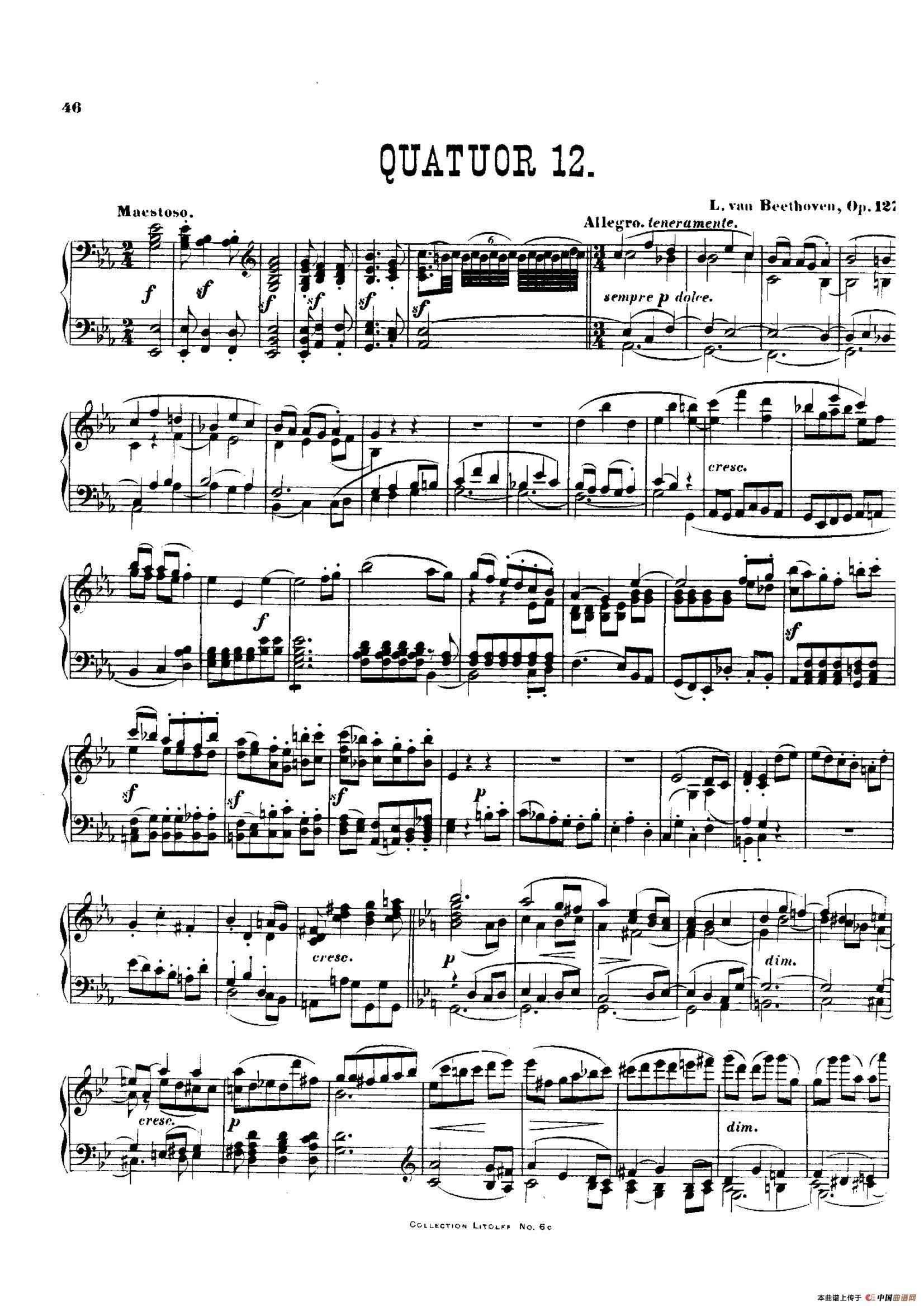 降E大调第十二弦乐四重奏(钢琴独奏版)(1)_原文件名:001.jpg