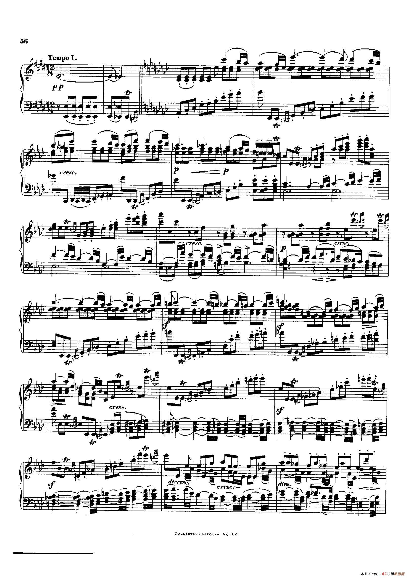 降E大调第十二弦乐四重奏(钢琴独奏版)(1)_原文件名:011.jpg