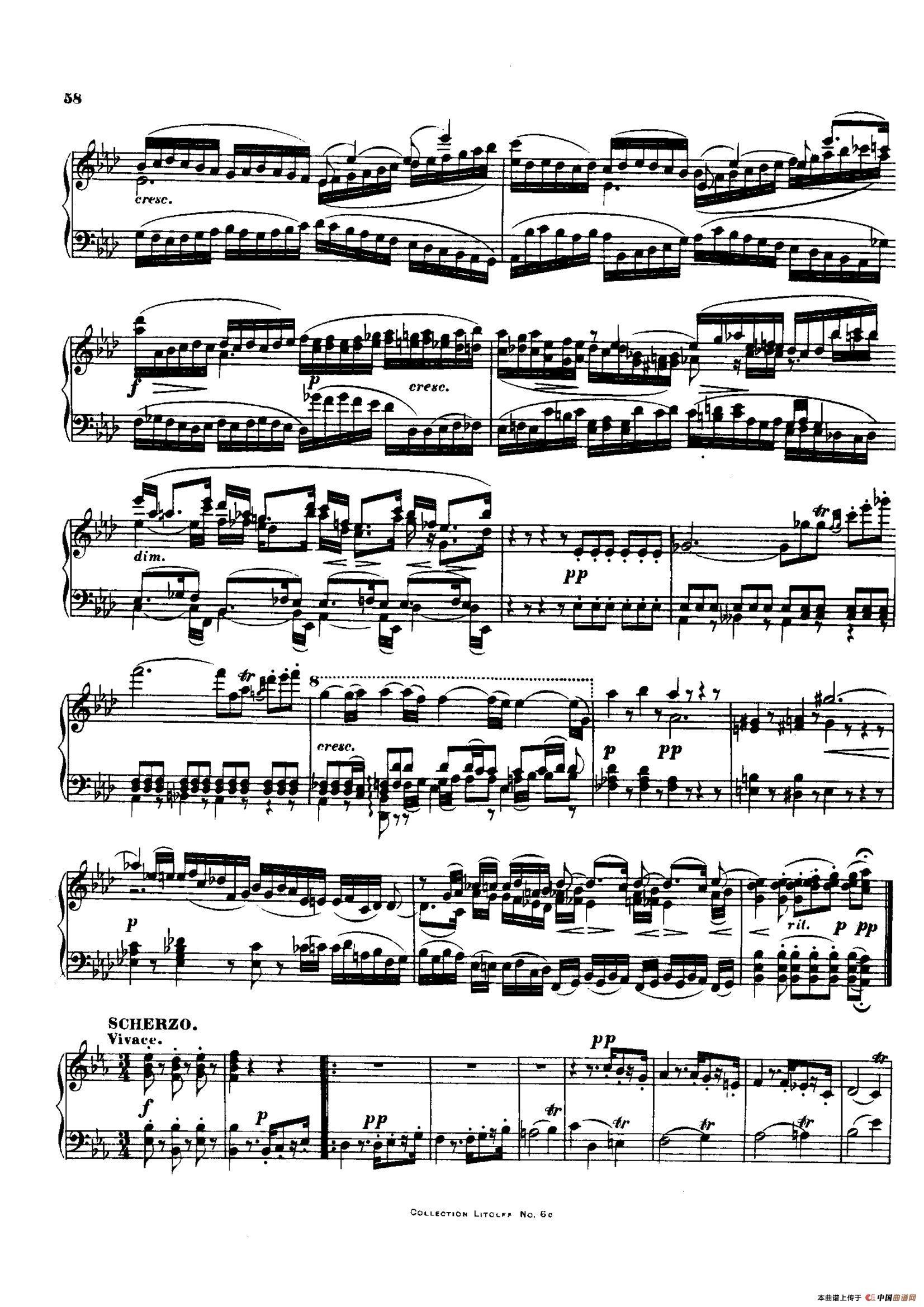 降E大调第十二弦乐四重奏(钢琴独奏版)(1)_原文件名:013.jpg
