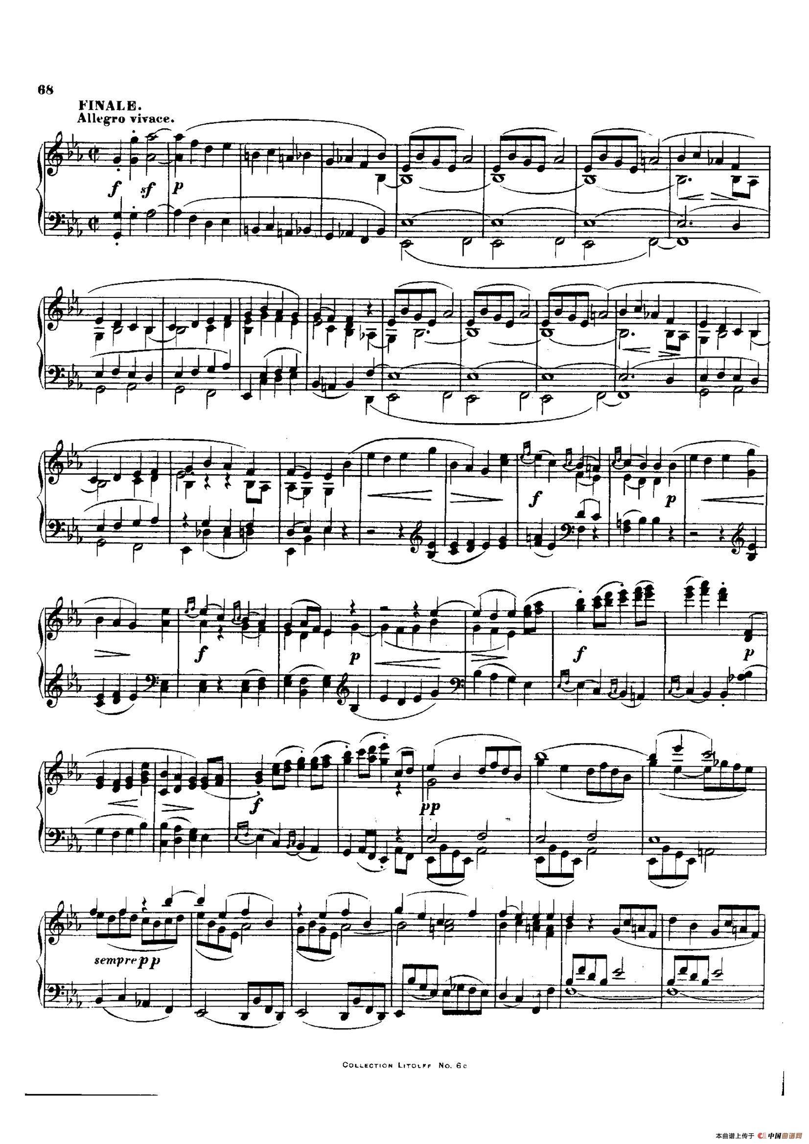 降E大调第十二弦乐四重奏(钢琴独奏版)(1)_原文件名:023.jpg